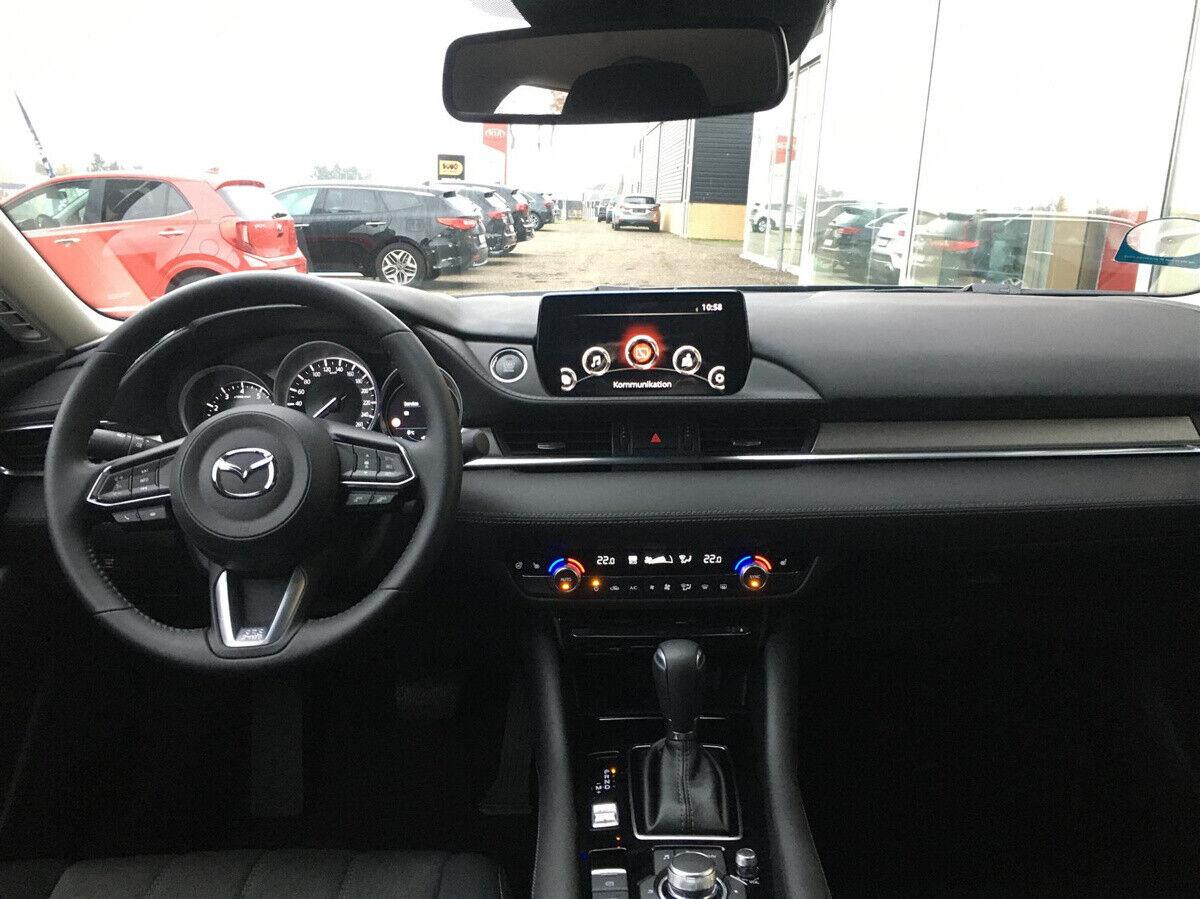 Mazda 6 2,5 Sky-G 194 Premium stc. aut. - billede 10