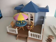 sylvanian families calico critters summer house