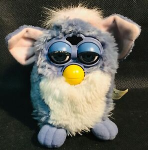 FURBY-TIGER-1999-HASBRO-Vintage-original-interactieve-toy-COLLECTABLE