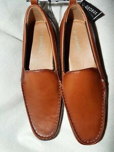 nwt george brand size 13 men slip on dress/casual shoes  ebay