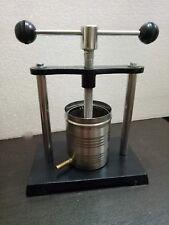 Tincture Press 1 Liters Lab Equipment Lab Amp Life Science