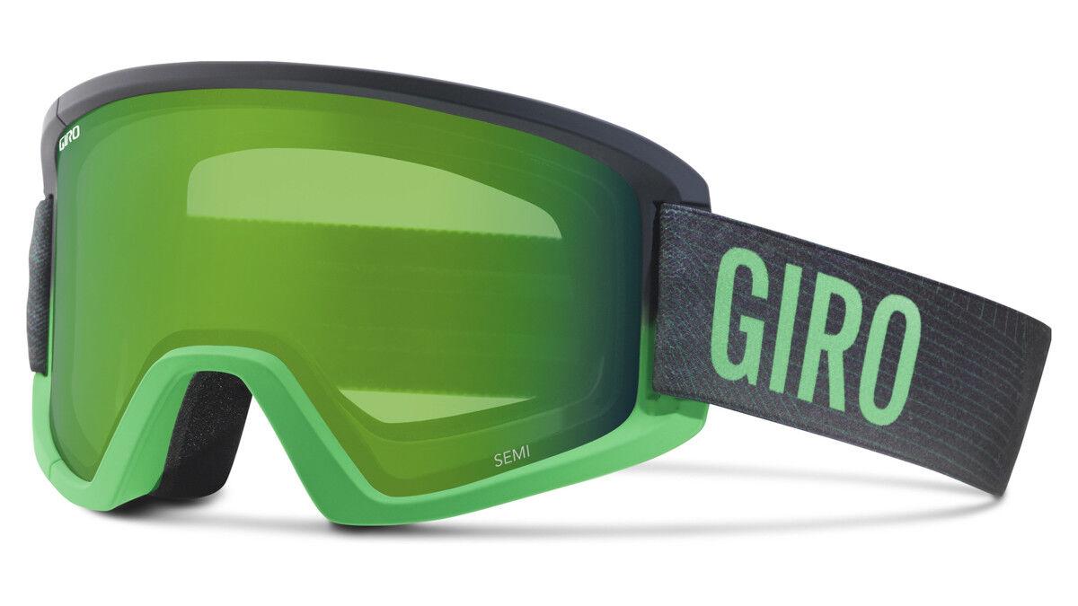 97caaa30155 Giro Skibrille Snowboardbrille SEMI 18 green brillenträgerfreundlich  orshnd1208-Snow Goggles