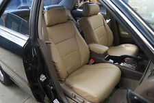 ACURA TL 1995-1998 IGGEE S.LEATHER CUSTOM FIT SEAT COVER 13 COLORS AVAILABLE
