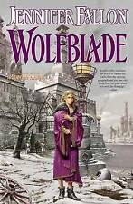Wolfblade (The Hythrun Chronicles: Wolfblade Trilogy, Book 1)-ExLibrary
