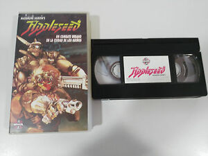 APPLESEED-MASAMUNE-SHIROW-VHS-TAPE-NASTRO-COLLEZZIONISTA-ANIME-MANGA-SPAGNA