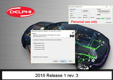 Delphi - Autocom 2015 Release 1 Rev. 3 (+ Unlimited Activator) in Download