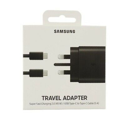 samsung note 10 plus 45w charger uk