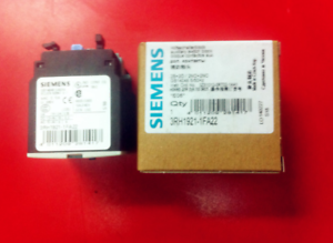 1PCS Siemens 3RH1921-1FA22 Auxiliary Contact 2NO+2NC New Free Ship