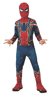 Ag Deluxe Child Costume Rubie/'s Official Avengers Infinity Wars Thanos Large
