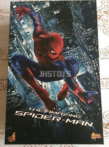 New-Hot-Toys-Amazing-Spider-Man-Spiderman-Andrew-Garfield-MMS179-Japan