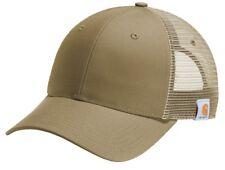 Carhartt Rugged Professional Men s Adjustable Mesh Snapback Dad Cap Hat  Curved 0a178ad13c7