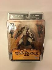DC UNLIMITED GOD OF WAR Series 1 KRATOS ACTION FIGURE PS3 2010 BRAND NEW IN BOX!