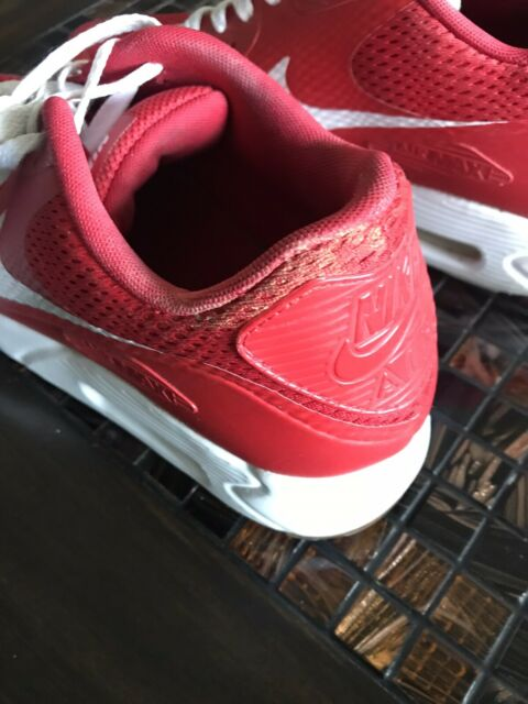 Size 10.5 - Nike Air Max 90 Ultra Essential University Red for ...