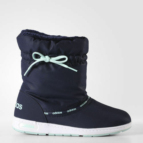 Adidas NEO WARM COMFORT Boots Women's shoes Walking AW4292 Snow Winter bluee