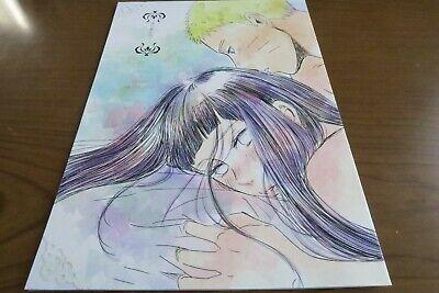 NARUTO doujinshi Naruto X Hinata B5 24pages Honey and secret blink shimoyake