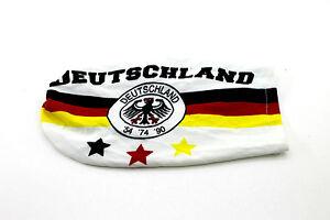 Auto Bikini 2 er SET Außenspiegel Flagge Deutschland EM/WM Weiß/Sterne - Remscheid, Deutschland - Auto Bikini 2 er SET Außenspiegel Flagge Deutschland EM/WM Weiß/Sterne - Remscheid, Deutschland