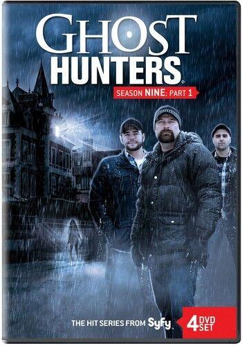 Ghost Hunters: Season 9 - Part 1 - 4 DISC SET (2014, DVD NEW)