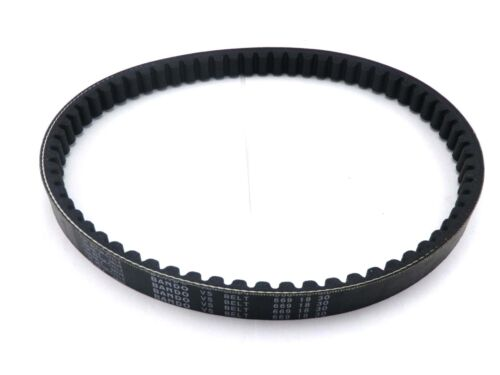 Scooter Belt Gates Bando 669-18-30 GY6 139QMB 50cc Chinese Scooter Parts