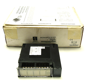 NEW-IN-BOX-HORNER-HE693ADC816D-ANALOG-INPUT-MODULE-8-POINT-HIGH-SPEED-10V