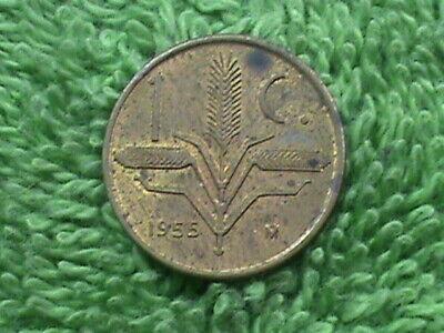 1955 Mexico One Centavo