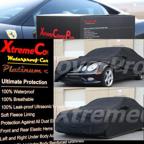2010 2011 2012 2013 Mercedes E350 E550 Coupe Waterproof Car Cover BLK W//MIRRORPO