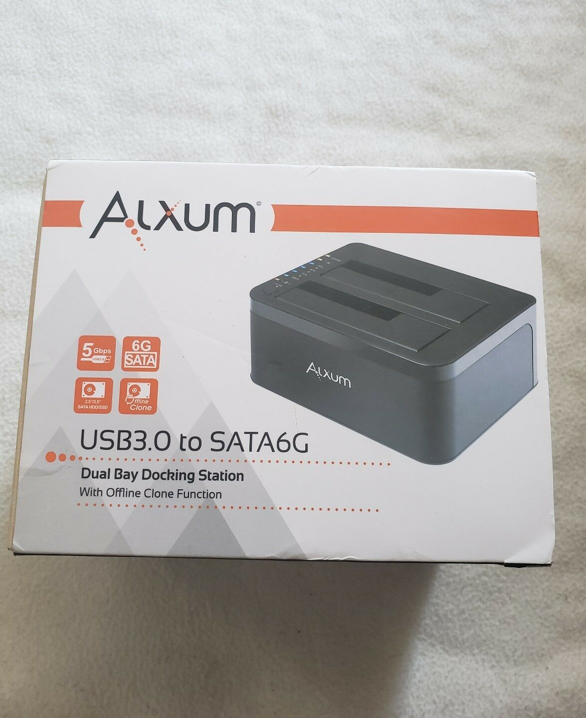 Support Uasp Alxum Usb 30 To Sata Dual Bay External Hard Drive Orico 6228us3 C 2bay Docking Harddisk Norton Secured Powered By Verisign