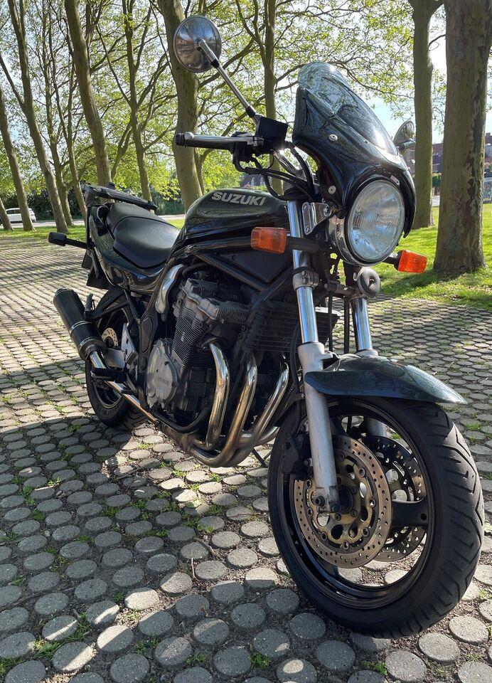 Suzuki, GSF 600 Bandit, 600 ccm