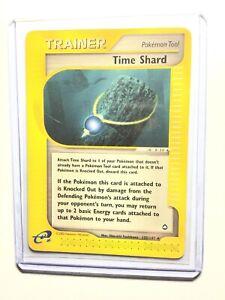 TIME SHARD - 135/147 - Aquapolis - Trainer - Pokemon Card - NM