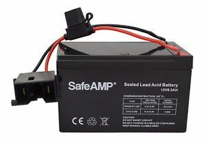 s l300 replacement battery for fisher price� power wheels� 12 volt gray power wheels 12v wiring harness at gsmx.co