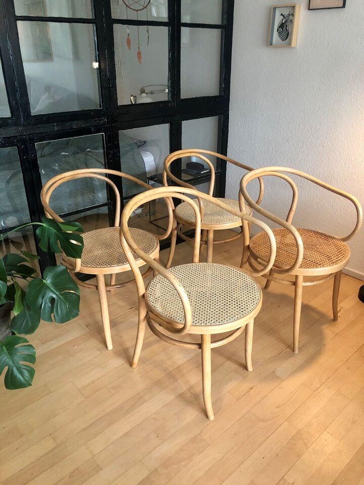 Spisebordsstol, Bøgetræ, fransk – dba.dk – Køb og Salg af