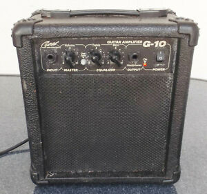 Career-Guitare-Amplificateur-de-Haut-Parleur-G-10-Fonctionne