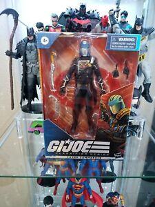 Hasbro G.I. Joe Classified Series Cobra Commander 06 Action Figure NEW MIB