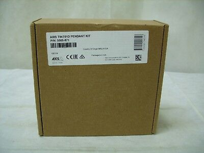AXIS T94T01D Pendant Kit for Network Surveillance Camera White 5505-871 NEW
