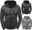 2019-Men-Warm-Hoodie-Hooded-Sweatshirt-Coat-Jacket-Outwear-Jumper-Winter-Sweater miniature 1