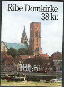 DENMARK-HS43-835-Religious-Art-Booklet-VF