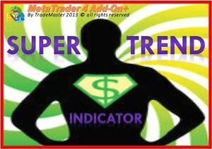F supertrend trading system
