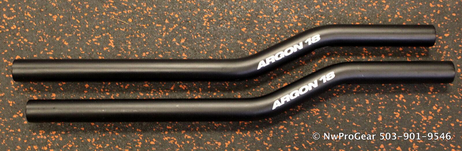 Argon 18 Carbon Aero Bars Extension Time Trial TT Triathlon