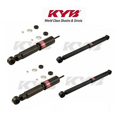 Shock Absorbers Front /& Rear Kit Set of 4 for Dodge Ram 1500 2500 3500 2WD