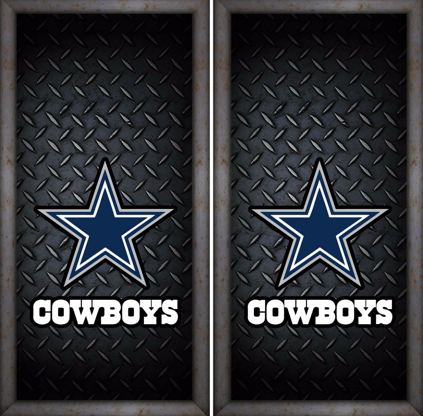 Dallas Cowboys Cornhole Skin Wrap NFL  Football Luxury Design Decal Vinyl DR05  all goods are specials