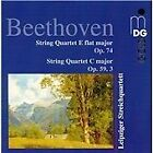 Ludwig van Beethoven - Beethoven: String Quartets Op.59/3 7 Op.74 (1999)
