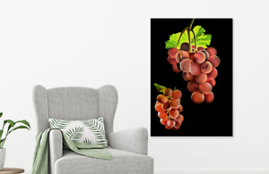 Beautiful Abstract Art Grapes vine Print Home Decor Wall Art choose your size