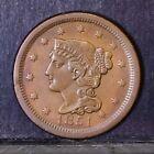 1851 Large Cent - Ch AU Details (#39747)