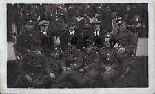 WW1 Soldier group Essex Regiment TF Territorials Imperial Service Badge