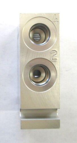 Hydraforce #8 Body #6 ORB HY 7024860 Aluminum 3,000 PSI Max 4 Port
