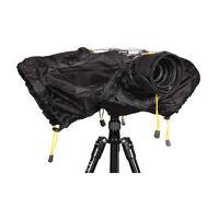 Rain Cover Coat Dust Protector Rainwear Rainproof for Camera CANON NIKON D-SLR