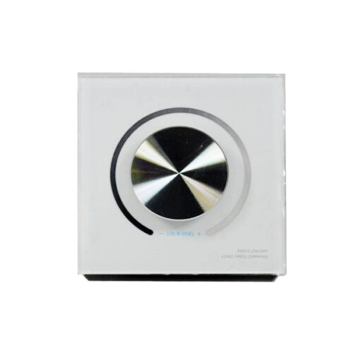 NovaBright D61 Wall Mounted LED Knob Dimmer Panel