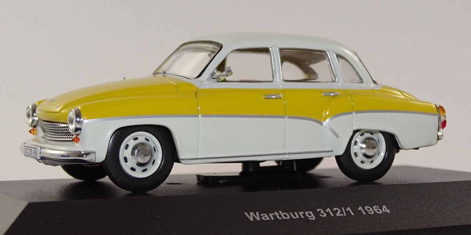 CARS & CO ccc072 Wartburg 3121 1 1964 neuf 1 43