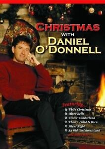 DANIEL-O-039-DONNELL-CHRISTMAS-WITH-DVD-REGION-0-PAL-NEW