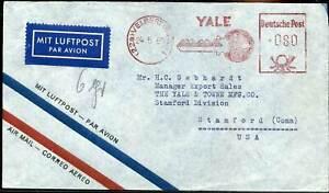 407698-Bund-Luftpostbrief-mit-AFS-Velbert-in-die-USA-Abb-Schlussel-Yale