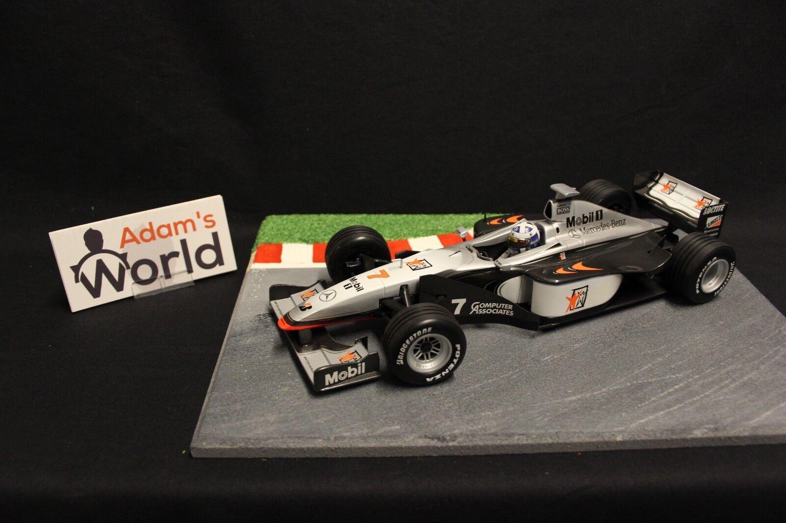 Minichamps McLaren Mercedes MP4-13 1998 1 18 David Coulthard (GBR) (F1NB)